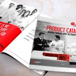 Beckman Coulter Product catalog cover and table of contents