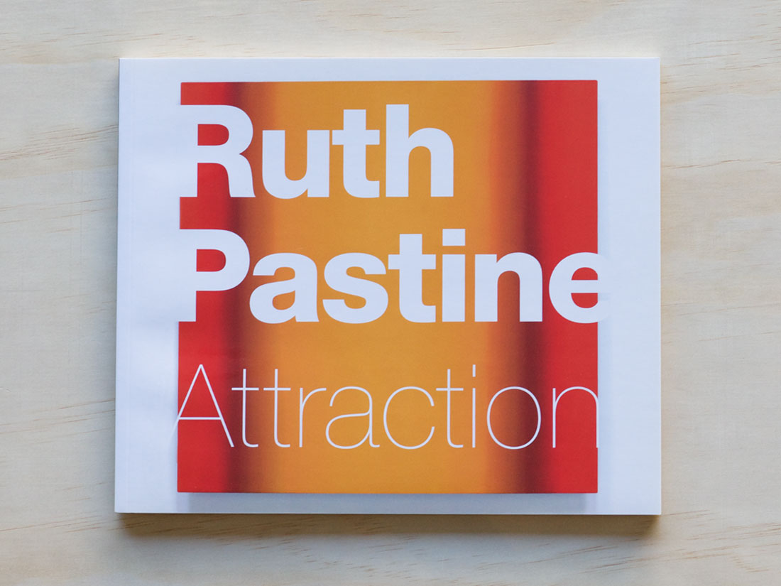 "Cover of Ruth Pastine's book, ""Attraction"""