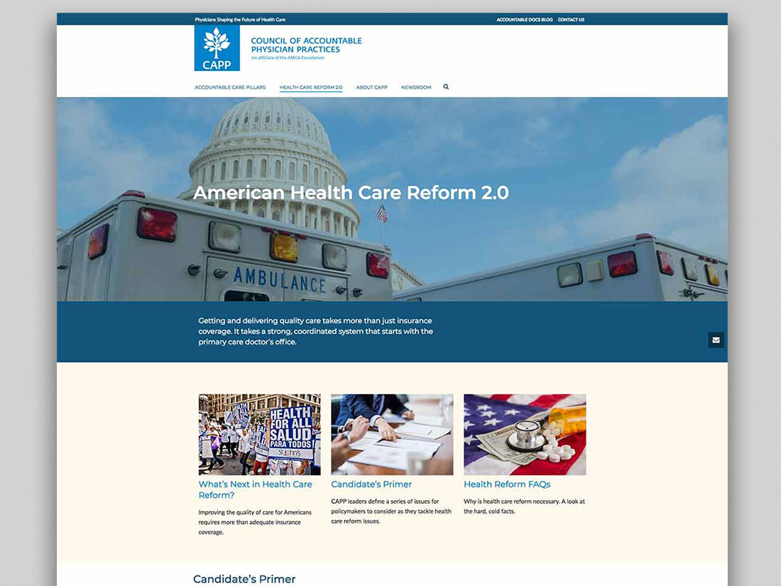 Council of Accountable Physician Practices