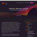 IHG Europe Conference landing page